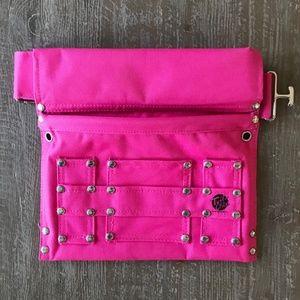 Tuff Chix Accessories - Women's Pink Tool Belt - Tuff Chix by Paige Hemmis